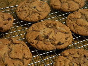 picture of homemade cookies